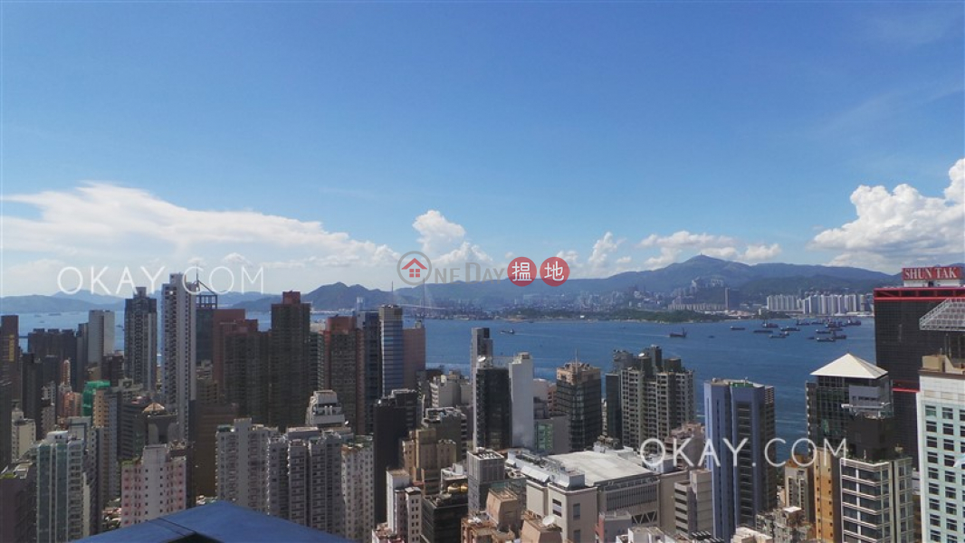 3房2廁,極高層,星級會所,露台《聚賢居出租單位》|108荷李活道 | 中區-香港|出租-HK$ 55,000/ 月