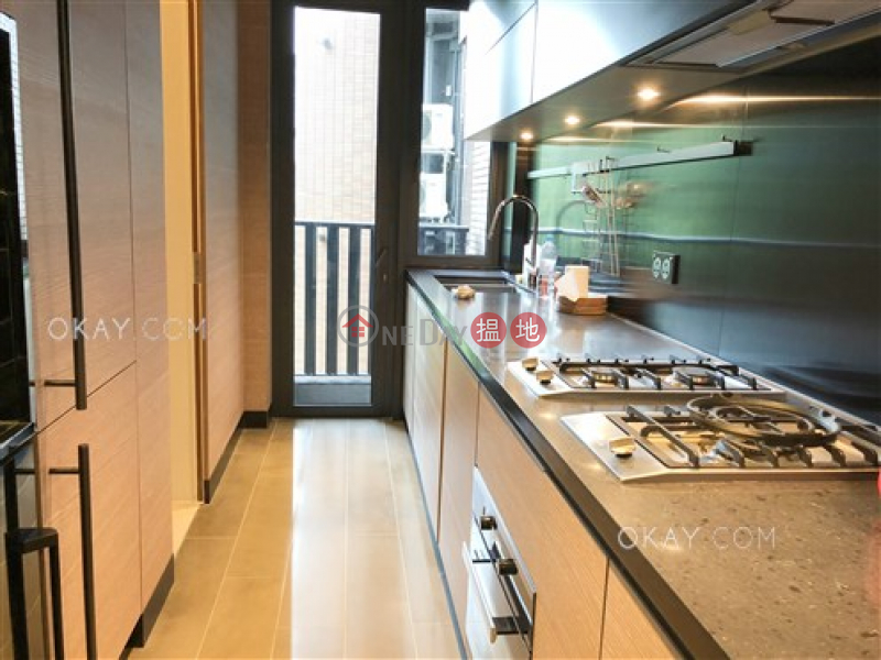 HK$ 29M Tower 3 The Pavilia Hill, Eastern District Stylish 3 bedroom on high floor with balcony | For Sale