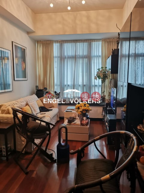 2 Bedroom Flat for Rent in Wan Chai|Wan Chai DistrictJ Residence(J Residence)Rental Listings (EVHK44423)_0