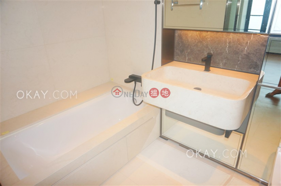 HK$ 80,000/ month | Arezzo | Western District, Lovely 2 bedroom on high floor with sea views & balcony | Rental