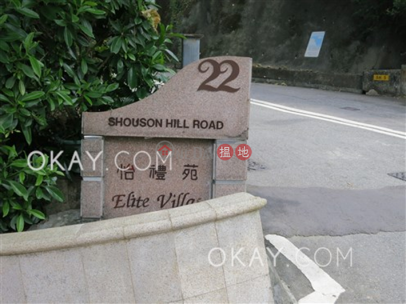 Efficient 3 bedroom with balcony & parking | For Sale | 22 Shouson Hill Road | Southern District, Hong Kong | Sales | HK$ 48M