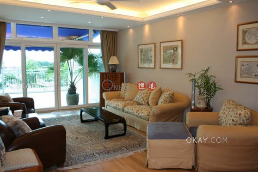 Efficient 3 bedroom with sea views & terrace | Rental | Discovery Bay, Phase 4 Peninsula Vl Coastline, 10 Discovery Road 愉景灣 4期 蘅峰碧濤軒 愉景灣道10號 Rental Listings