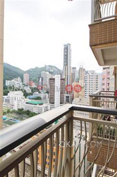Generous 1 bedroom in Wan Chai | Rental|Wan Chai DistrictThe Morrison(The Morrison)Rental Listings (OKAY-R6946)_0