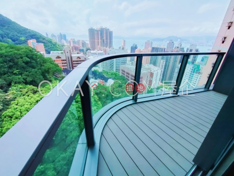 HK$ 99,000/ month   University Heights Block 3, Western District Stylish 4 bedroom with balcony   Rental