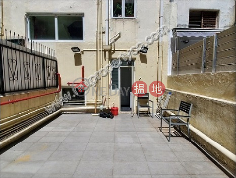 Rear big terrace garden|Western District36-38 Centre Street(36-38 Centre Street)Rental Listings (A068847)_0