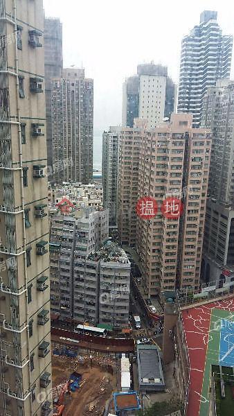 HK$ 850萬曉譽西區-新樓靚裝,鄰近地鐵,間隔實用,景觀開揚《曉譽買賣盤》