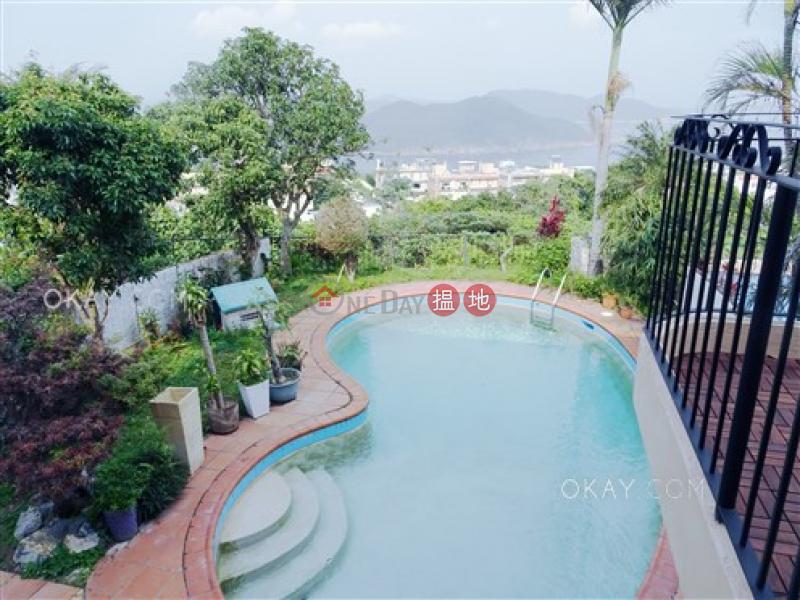 香港搵樓|租樓|二手盤|買樓| 搵地 | 住宅|出售樓盤4房3廁,海景,連車位,露台五塊田村屋出售單位