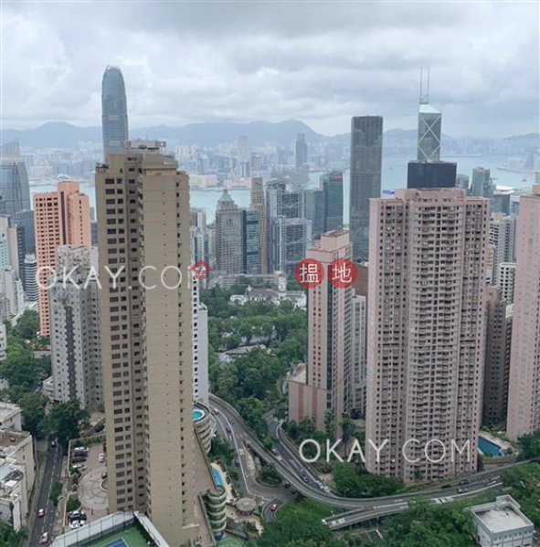 Luxurious 4 bed on high floor with harbour views | Rental, 12 May Road | Central District Hong Kong, Rental HK$ 128,000/ month