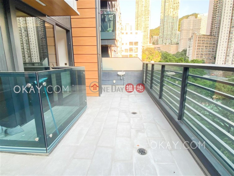 HK$ 20M The Hudson | Western District Lovely 3 bedroom with terrace & balcony | For Sale