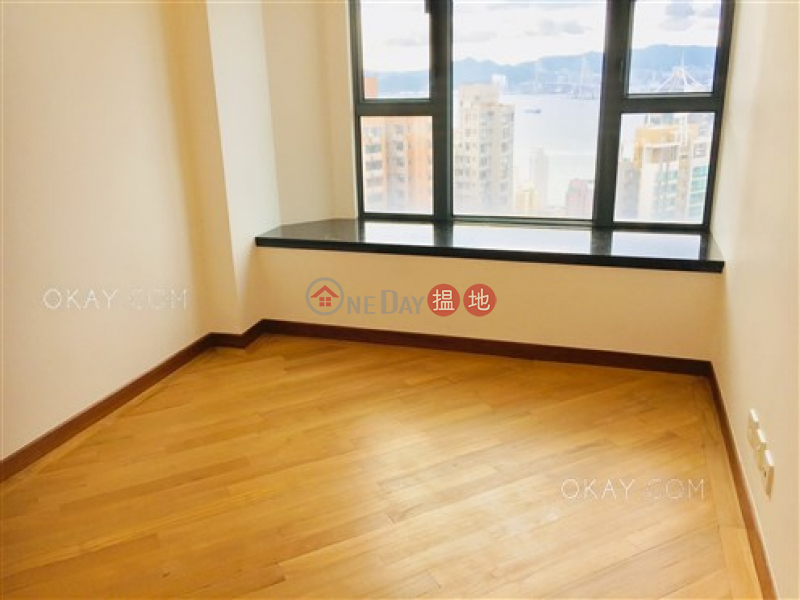 HK$ 53,000/ month, 80 Robinson Road Western District, Gorgeous 3 bedroom on high floor with harbour views | Rental