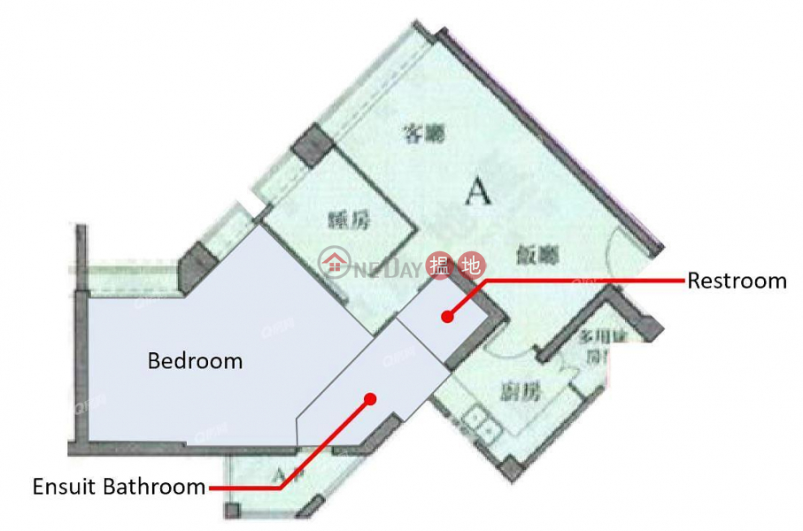 Property Search Hong Kong | OneDay | Residential Rental Listings Tower 8 Island Resort | 3 bedroom High Floor Flat for Rent