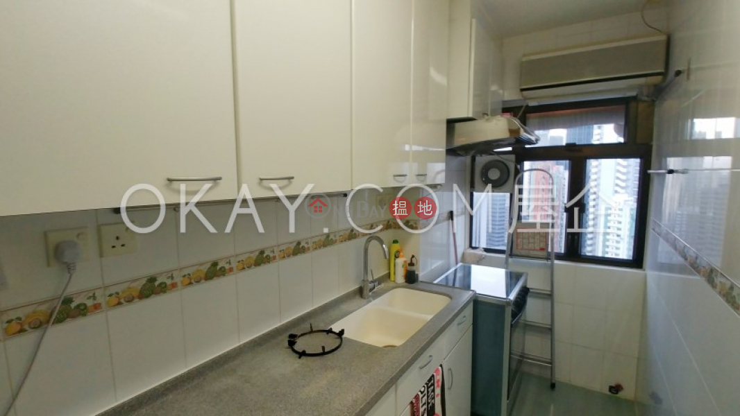 Efficient 2 bedroom with parking | For Sale 128-130 Kennedy Road | Eastern District Hong Kong Sales, HK$ 19M