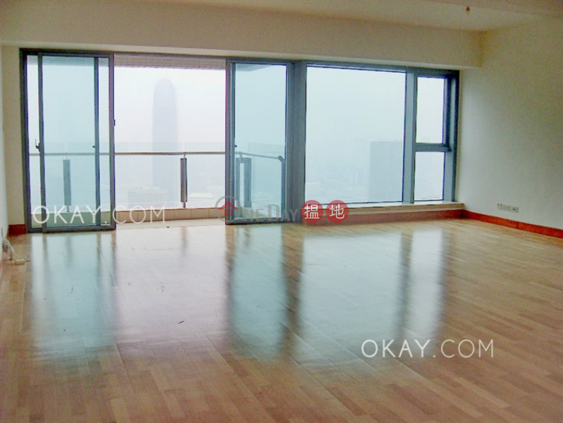HK$ 104,000/ month, Branksome Crest, Central District | Exquisite 3 bed on high floor with balcony & parking | Rental