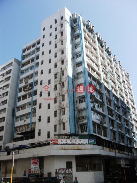 安盛工業中心 沙田安盛工業大廈(On Shing Industrial Building)出租樓盤 (newpo-04563)