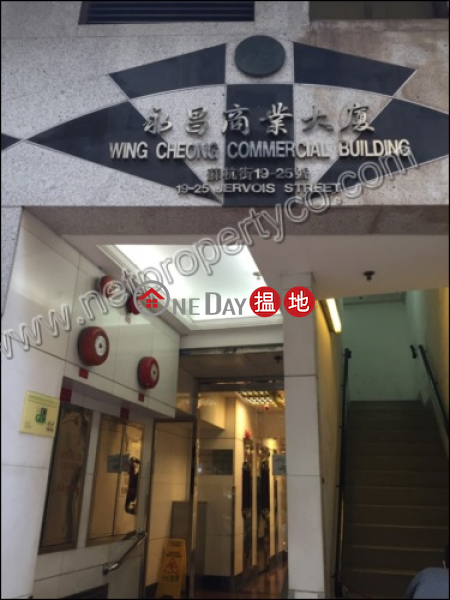 Spacious office for rent in Sheung Wan, Wing Cheong Commercial Building 永昌商業大廈 Rental Listings | Western District (A058724)