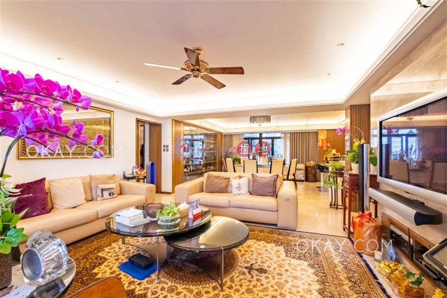 Property Search Hong Kong | OneDay | Residential | Sales Listings, Efficient 4 bed on high floor with balcony & parking | For Sale