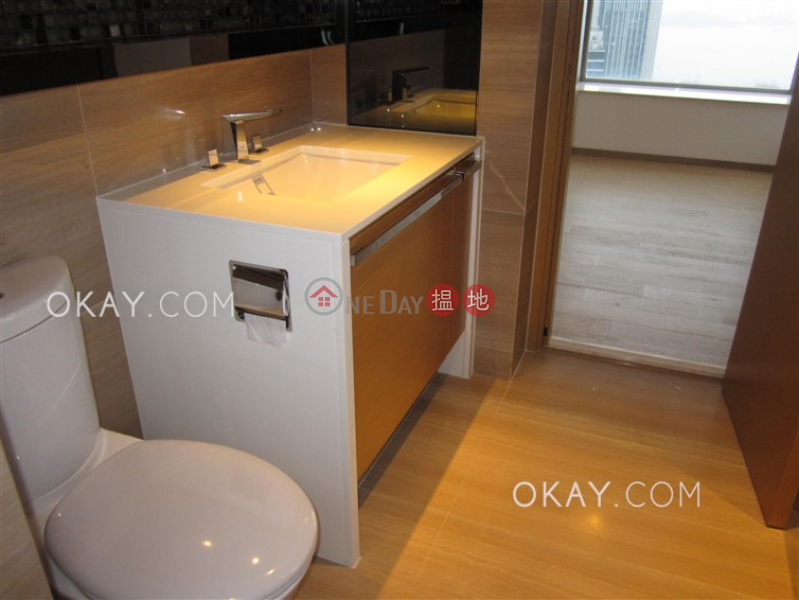HK$ 50,000/ month | The Summa, Western District Tasteful 2 bedroom on high floor with balcony | Rental