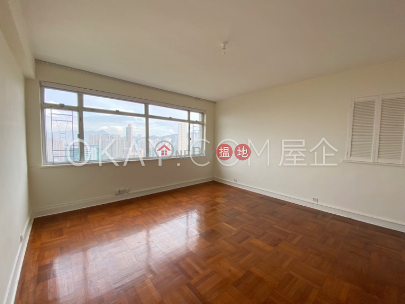 HK$ 85,000/ 月-松柏新邨-灣仔區4房2廁,實用率高,連車位,露台松柏新邨出租單位