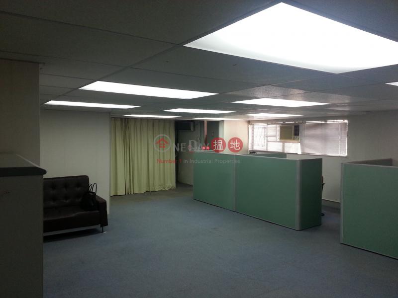HK$ 25,000/ 月華衛工貿中心-沙田樓底極高 自設全閣 合半倉寫