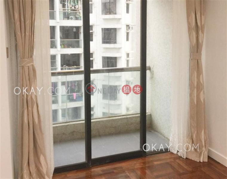 Intimate 3 bedroom with balcony | Rental, Heng Fa Chuen Block 43 杏花邨43座 Rental Listings | Eastern District (OKAY-R194331)