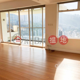 Gorgeous 2 bedroom on high floor with balcony & parking | Rental|Lincoln Court(Lincoln Court)Rental Listings (OKAY-R357287)_0