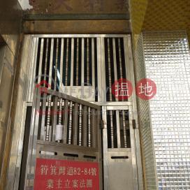 82-84 Shau Kei Wan Road|新利大樓