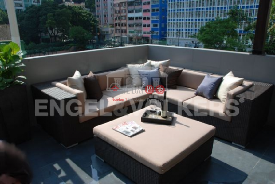 HK$ 500萬|太山樓-中區蘇豪區開放式筍盤出售|住宅單位