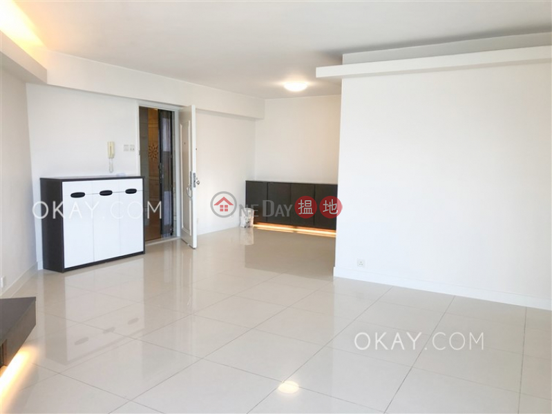 Property Search Hong Kong | OneDay | Residential Rental Listings | Gorgeous 3 bed on high floor with sea views & balcony | Rental