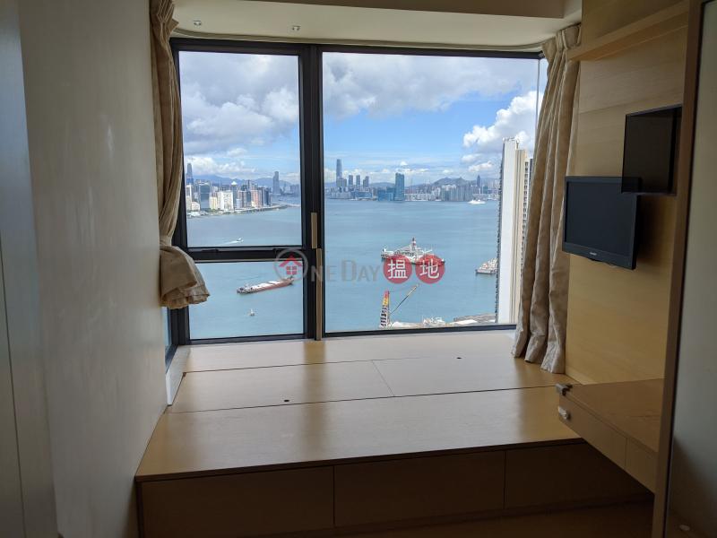 3面窗 向南向西向北;維港煙花+鯉魚門海峽漁村景 超高層|8崇信街 | 觀塘區-香港-出租-HK$ 21,000/ 月