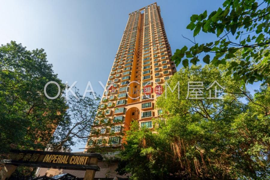 HK$ 49,000/ month Imperial Court   Western District   Tasteful 3 bedroom in Mid-levels West   Rental