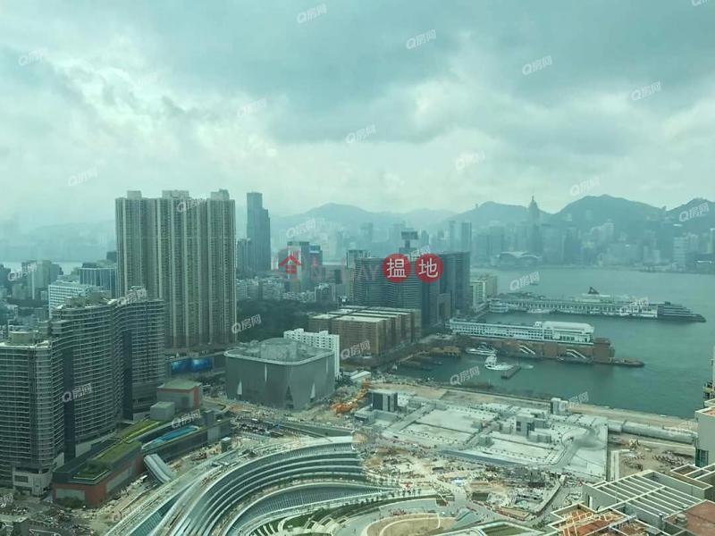 地鐵上蓋,煙花海景,環境清靜,地段優越《擎天半島買賣盤》-1柯士甸道西 | 油尖旺-香港|出售-HK$ 2,900萬