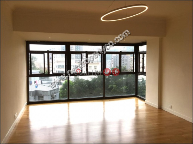 Spacious apartment for rent in Mid-Levels | Swiss Towers 瑞士花園 Rental Listings