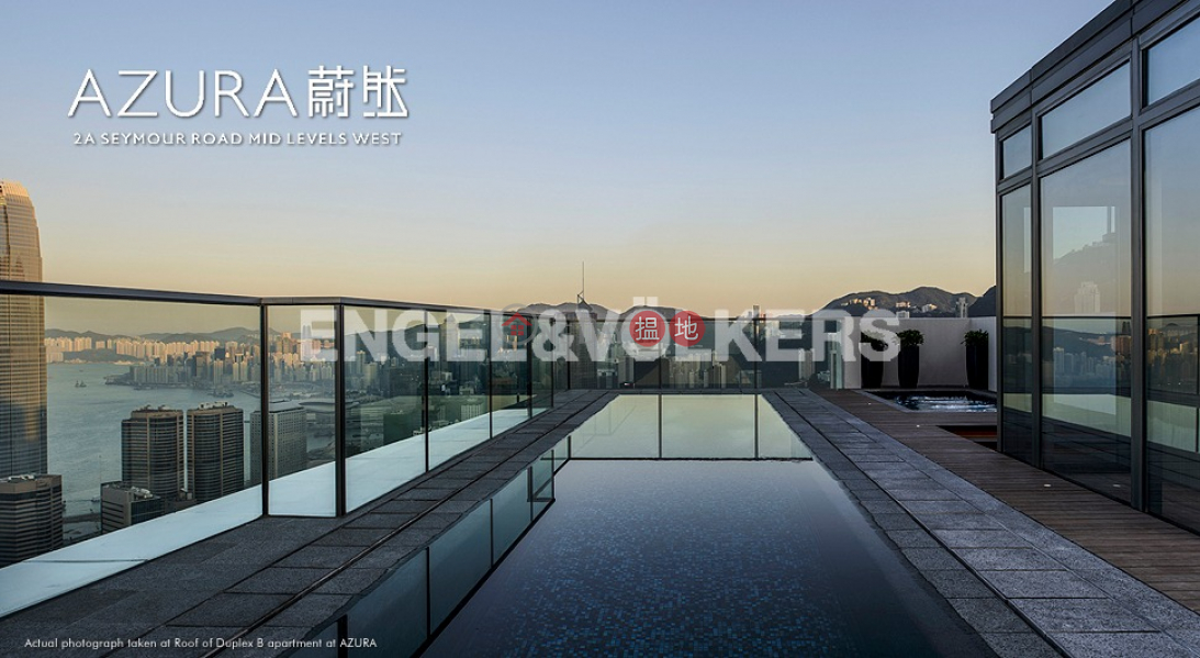 3 Bedroom Family Flat for Rent in Mid Levels West | Azura 蔚然 Rental Listings