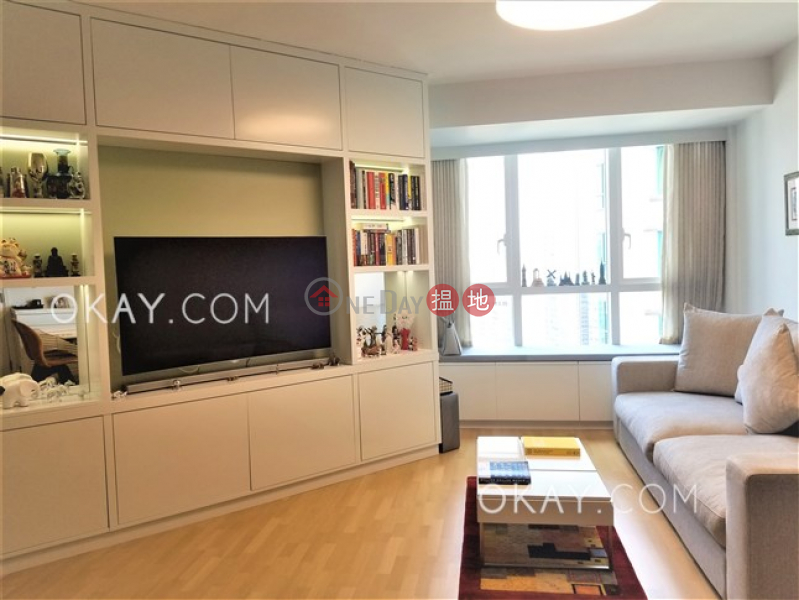 HK$ 31.5M, 80 Robinson Road | Western District | Rare 3 bed on high floor with harbour views & parking | For Sale