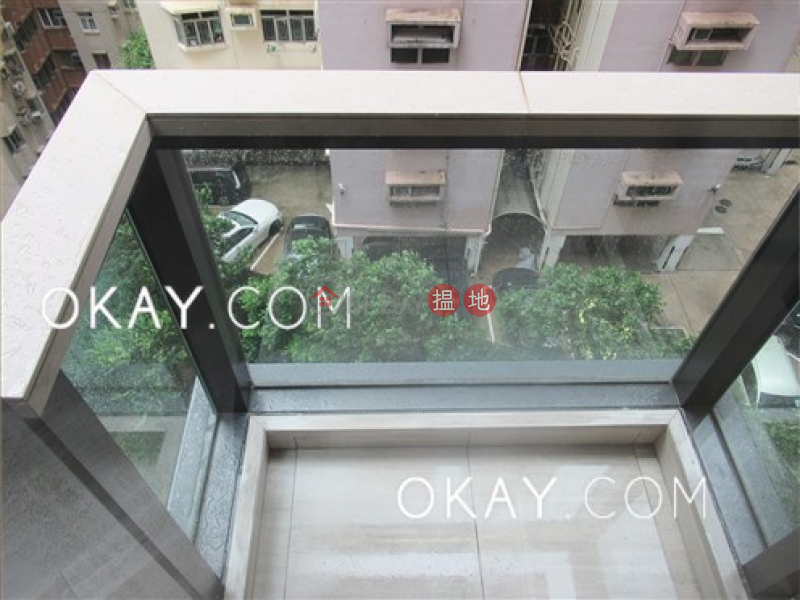Lovely 2 bedroom with balcony | Rental, 1 Kai Yuen Street | Eastern District | Hong Kong Rental, HK$ 35,000/ month