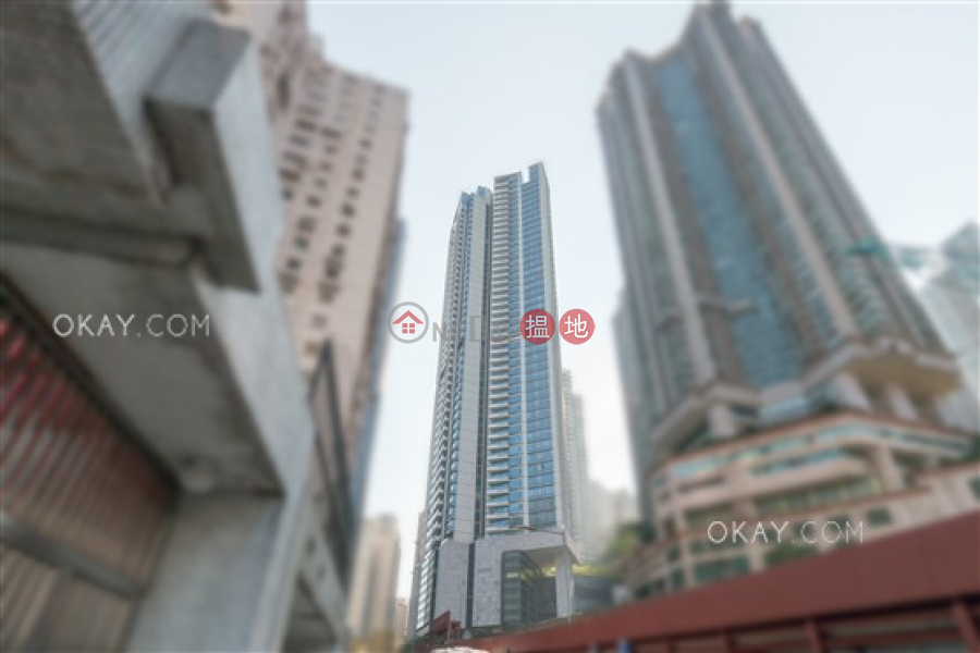 Exquisite 3 bed on high floor with balcony & parking | Rental 2A Seymour Road | Western District, Hong Kong, Rental | HK$ 103,000/ month