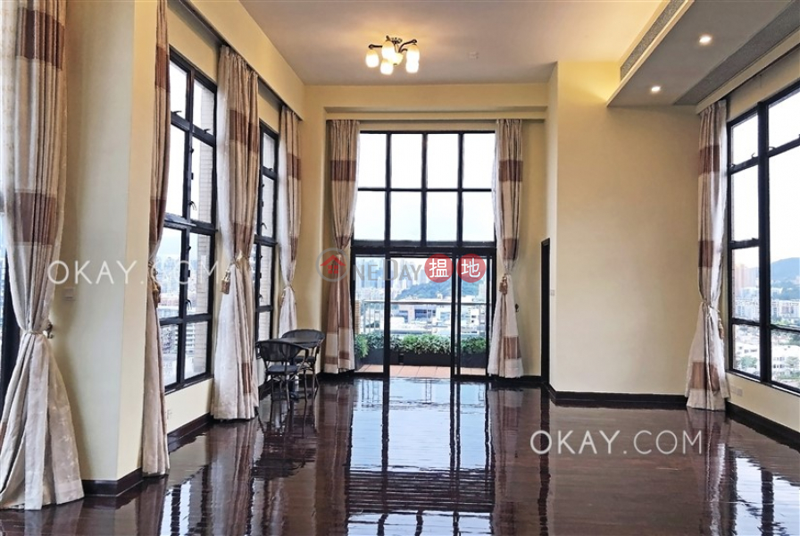 香港搵樓|租樓|二手盤|買樓| 搵地 | 住宅|出租樓盤-4房3廁,極高層,連車位,露台《合勤名廈出租單位》