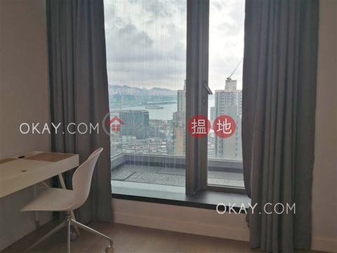 Luxurious 2 bed on high floor with sea views & rooftop   For Sale Homantin Hillside Tower 1(Homantin Hillside Tower 1)Sales Listings (OKAY-S374510)_0