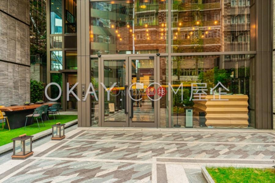 HK$ 25,000/ 月-本舍西區1房1廁,實用率高,星級會所,露台本舍出租單位