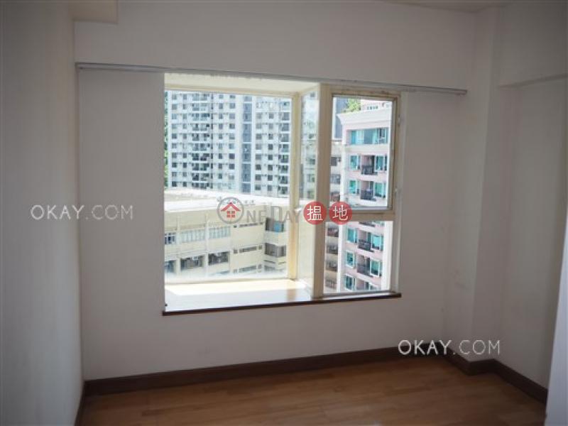 Gorgeous 3 bedroom on high floor with harbour views | Rental | Pacific Palisades 寶馬山花園 Rental Listings