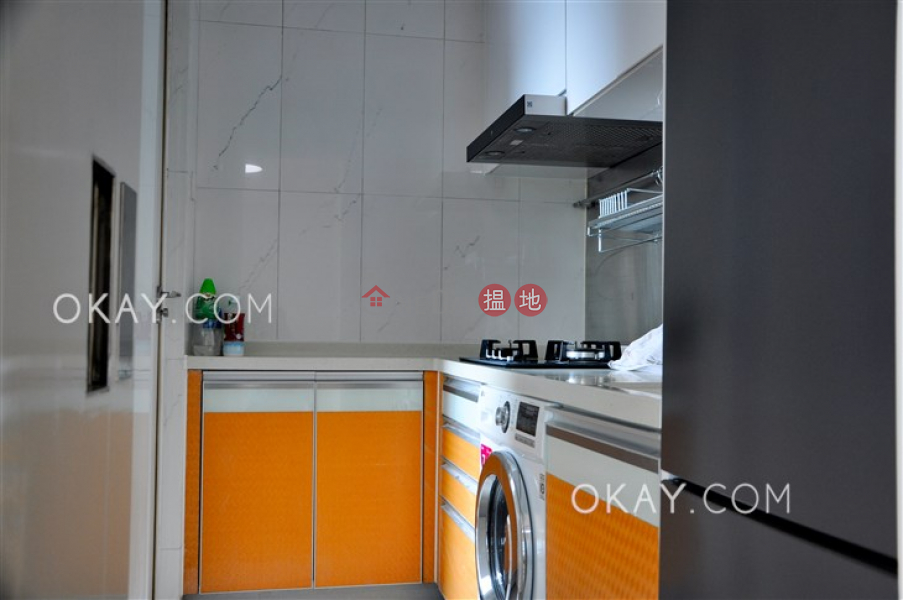 Charming 2 bed on high floor with sea views & balcony | For Sale | Ivy On Belcher\'s 綠意居 Sales Listings