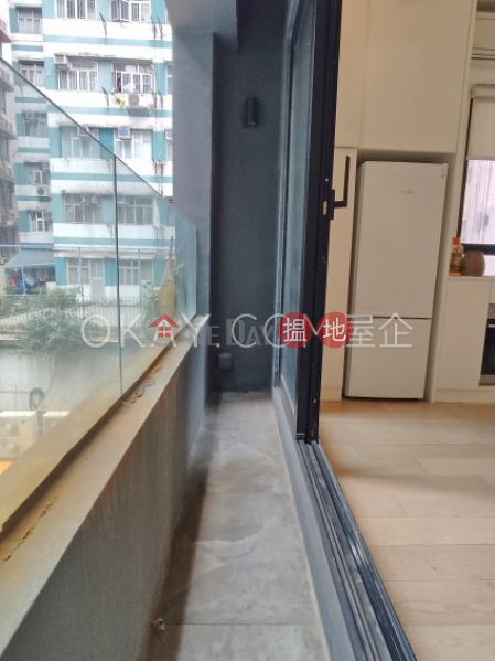 Intimate 1 bedroom with balcony   Rental 130 Des Voeux Road West   Western District   Hong Kong   Rental   HK$ 27,000/ month