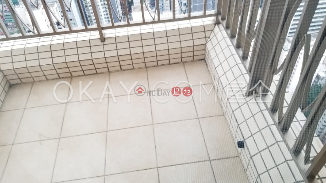 Intimate 2 bedroom on high floor with balcony   Rental 258 Queens Road East   Wan Chai District Hong Kong   Rental   HK$ 28,000/ month