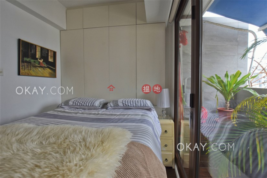 Unique 1 bedroom on high floor with balcony   For Sale   True Light Building 真光大廈 Sales Listings
