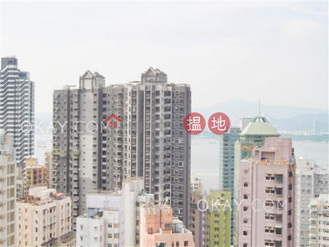 Intimate 1 bed on high floor with harbour views | Rental|Resiglow Pokfulam(Resiglow Pokfulam)Rental Listings (OKAY-R378643)_0