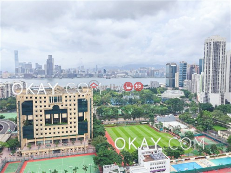 Luxurious 3 bed on high floor with harbour views | Rental | 8 Jones Street | Wan Chai District | Hong Kong | Rental HK$ 35,000/ month