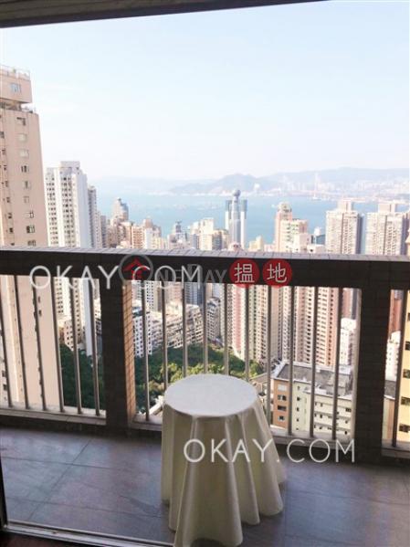 HK$ 57,000/ 月-聯邦花園-西區3房2廁,實用率高,極高層,星級會所聯邦花園出租單位