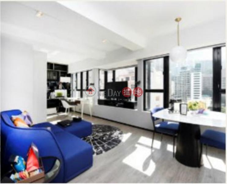 1 Bed Flat for Rent in Sai Ying Pun 111 High Street | Western District | Hong Kong, Rental, HK$ 40,000/ month