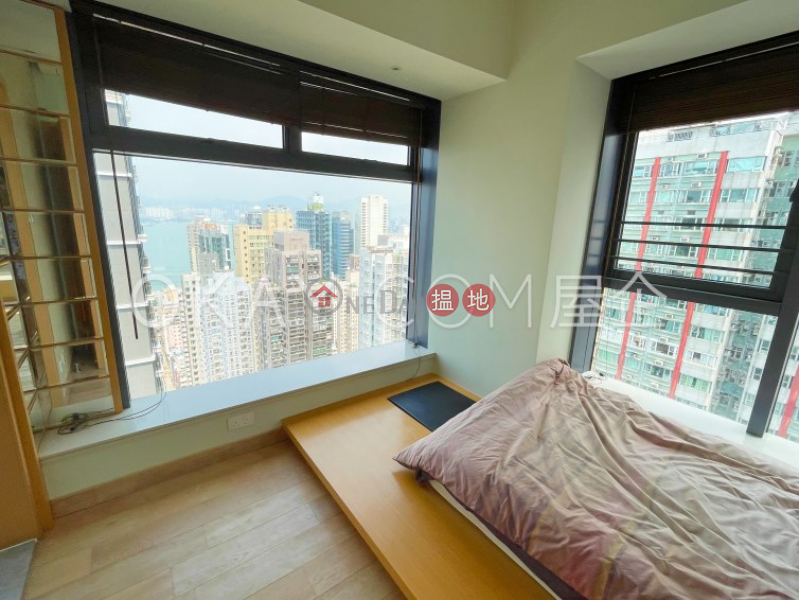Property Search Hong Kong | OneDay | Residential | Rental Listings | Nicely kept 3 bedroom on high floor with balcony | Rental