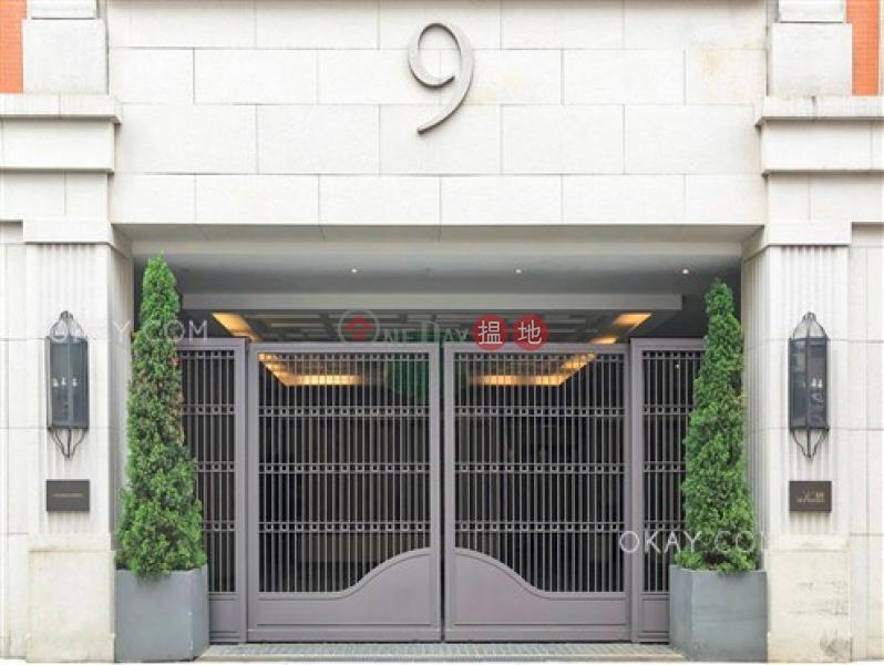 HK$ 26,000/ month, The Warren Wan Chai District | Intimate 1 bedroom on high floor with balcony | Rental